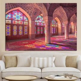Peinture tableau art Islamique