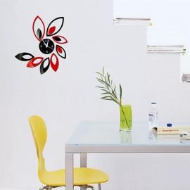 Horloge Decorative murale auto-adhésive